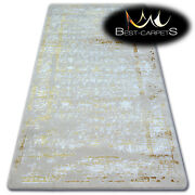 Very Soft Wool And Acrylic Rugs Ivory Manyas Thick And Densely Woven High Quality