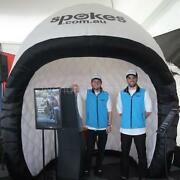11and039x10and039 Inflatable Dome Tent For Business Trade Shows