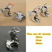 Detachable 39mm/41mm/49mm Windshield Clamps For Harley Dyna Glide Sportster Xl