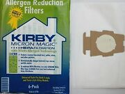 Kirby Part204808 - Genuine Kirby Style F Hepa Filtration Vacuum Bags For All...