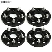 4x 15mm Hubcentric Wheel Spacers 5 Studs For Lexus Is250 Is200 Is300 Isf 99-on