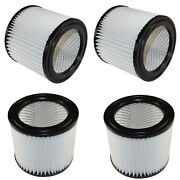 4-pack Cartridge Filter For Shop-vac H87 All Around Hangup Wall Mount Vacuums