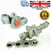 Turbochargers For Vauxhall Renault - 1.6 Cdti / Dci. Turbos 821942 And 821943.