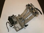 Used Johnson Evinrude 4 Stroke Outboard Intake Manifold Throttle Body Injectors