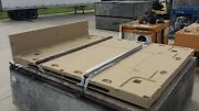 Marion Body Works Inc. Auv Flat Bed Truck Body 10and039-7 X 8and039-5.25