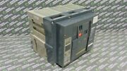 Square D / Schneider Nw16h1 Masterpact Circuit Breaker 1600a Frame 1200a Trip