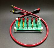 Electroresales Rigrunner Dc Power Panel Starter Kit Outrigger And Cable