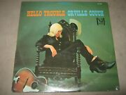 Orville Couch Hello Trouble Rare Sealed New Vinyl Lp 1964 Vee Jay Vjs-1087 Nocut