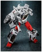 Generation Gt-08a Guardian Sarge G1 Defensor Streetwise Transform Robot New