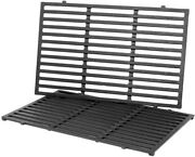 Grate Grates Cooking Gas Grill Cast Iron Weber Replacement Genesis E/s 300 2pack
