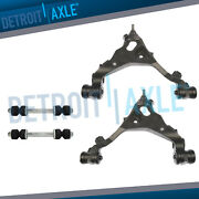 Front Lower Control Arm Sway Bar For 1997-2002 Lincoln Navigator Ford F-150 4wd