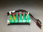 Electroresales Rigrunner Dc Power Panel Starter Kit Outrigger + Y Cable