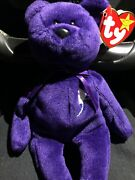 Princess Diana 1st Edition Beanie Baby Ghost Version Pvc, Must Read China