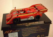 Qq 88012 Andagrave 161 Fly Porsche 917/10 6 Interserie And03973 Loos Georg
