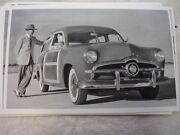 1949 Ford Woody Station Wagon 11 X 17 Photo Picture