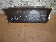 1995 Land Rover Discovery Speedometer Cluster Instrument 1995 Tach Trip Oem