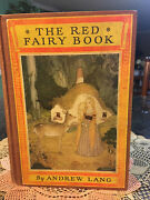 The Red Fairy Book 1924 - 1st Edition Hardcover Excellent Condition Rare