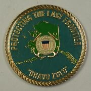 Us Air Force First Fighter Wing Challenge Coin Presented By Commander 37