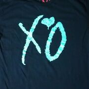 The Weeknd Starboy Xo Official Concert Los Angeles T-shirt Medium New Authentic