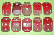 1964 1965 1966 Mustang Coupe Gt Convertible Orig Rocker Panel Trim Molding Clips