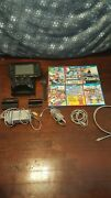 Used Wii U With Gamepad And Pro Controller And A 6-game Bundle