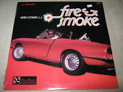 Here Comes J.j. Malone Fire And Smoke Rare Sealed New Vinyl Lp 1987 Cherrie Nocut