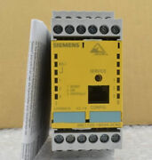 1pc New In Box Siemens Safety Monitor Relay 3rk1105-1be04-2ca0