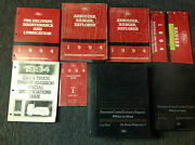 1994 Ford Ranger Truck Service Shop Repair Manual Set W Evtm And Pced Specs + More
