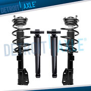 Chevy Traverse Buick Enclave Struts Assembly + Shock Absorbers Front And Rear