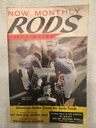 Rods Illustrated - October 1959 - Triple Twos, Aluminum Brake Drums, Rochester