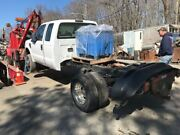 2008 Ford F-350 Frame Chassis 162 Wheel Base
