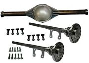 Ford 9 Inch 58 Hd New Smooth Back Rear End Housing Kit With 31 Spline Axles Hdw