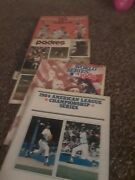 1984 Detroit Tigers World Champions Yearbook