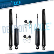 Ford F-150 Complete Shocks Absorbers Assembly Fit All 4 Front And Rear 2wd Only