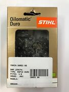 36rd3 66 Stihl 3/8 18 In New Carbide Chainsaw Chain Saw .063 66 18 Inch Blade