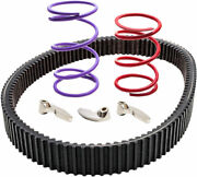 Trinity Clutch Kit And03917 Maverick X3 W/stock Tires 3000-6000and039 Trail Riding Tr-c002