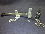 Sears Elgin Mcculloch 1960 7.5hp Outboard Motor Parts Gear Shift Lever Assembly