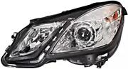 Hella Halogen Headlight Right Fits Mercedes W212 S212 Sedan Wagon 2128209661