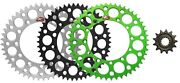 Renthal Grooved Front And Ultralight Rear Sprocket Kit - Kawasaki Kx450f