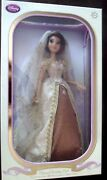 Disney Deluxe Wedding Rapunzel Tangled Limited Edition 17