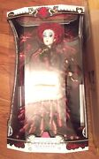 Disney Store Iracebeth The Red Queen Limited Edition Doll 17