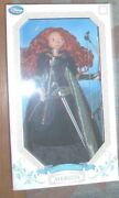 Disney Limited Edition Deluxe Merida Doll 18