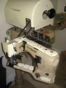 industrial Sewing Machine, Union Special Model 36200 Aa, 4 Needles
