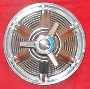 1964 1/2 1965 Mustang Fastback Coupe Convertible 13 Spinner Hub Cap Wheel Cover