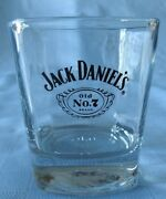 167-2 / 3 Jack Daniels Old Number 7 Whiskey Glass