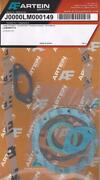 1950and039s-on Lambretta 150 High Quality Made In Spain Engine Gasket Set Lm000149