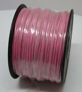 Pacer 16 Awg Marine Rv Car Tinned Copper Ul Primary Pink / Gray Wire 500and039 Spool