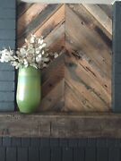 Reclaimed American Oak Barn Wood Boards, Wall Decor, Paneling And Accents