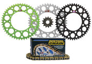 Renthal Front And Ultralight Rear Sprocket And R1 Works Chain Kit - Kawasaki Kx450f