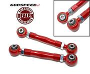 Godspeed Project Adjustable Rear Upper Camber Arms For 97-04 Porsche 911 996
